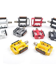 Bike Pedals Mountain Bike/MTB / Road Bike Yellow / White / Red / Black Aluminium Alloy / Titanium