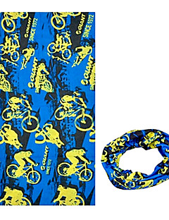 KORAMAN Summer Bike Boy Blue Cycling Sun-Proof Magic Scarf Headband
