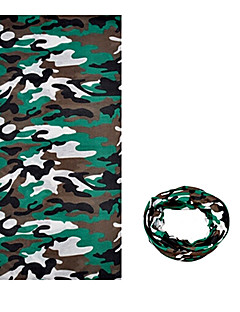 KORAMAN Summer Camouflage Cycling Sun-Proof Magic Scarf Headband