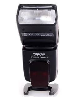YONGNUO YN568EX Ⅱ Speedlite for Canon DSLR / E-TTL / Wireless Flash - Svart