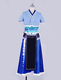 inspirado por irrompible máquina-doll trajes de cosplay irori