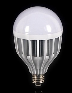 E26/E27 30 W 72 SMD 5730 2880-3240 LM Warm White G125 Globe Bulbs AC 220-240 V