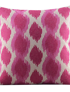 lockande kronblad bomull / linne dekorativa örngott