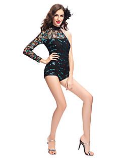 Women and Kids' Sexy Lace & Spandex Jazz/Modern  Dancewear
