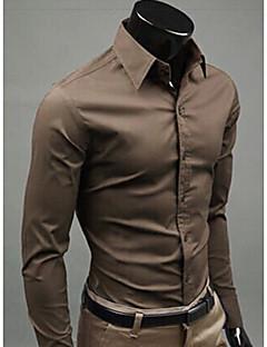 노노 남성 신사 긴 소매 셔츠