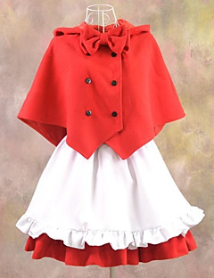 Little Red Riding Hood Cosplay Costtume