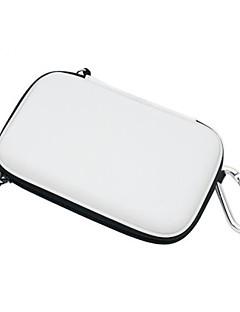 copertura della pelle della cassa del manicotto del sacchetto borsa viaggio difficile per nintendo dsi ndsi