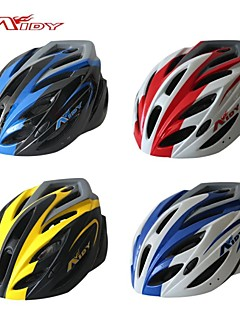 AIDY Unisex Road / Sports / Half Shell Bike helmet 27 Vents CyclingCycling / Mountain Cycling / Road Cycling / Recreational Cycling /