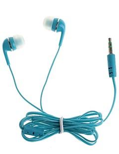 3,5 mm jack do uší sluchátka pro iPhone / iPod / HTC / Samsung (110 cm)