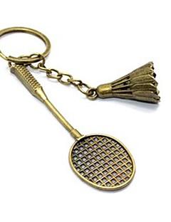 Vintage badminton bronca legure privjesak (1 kom)