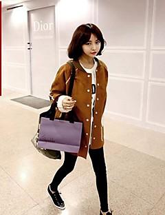 מעיל כבש זמש האופנה הקלאסית של yalun®women