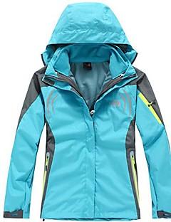 Dámské Dámská bunda / Zimní bunda / Bundy 3 v 1 Lyže / Outdoor a turistika / Lezení / Brusle / Sněhové sporty / SnowboardVoděodolný /