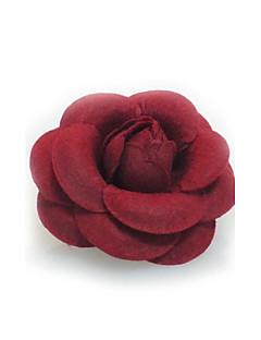 Dame/Blomsterpige Flannelette Medaljon Bryllup/Speciel Lejlighed/Udendørs Blomster Bryllup/Speciel Lejlighed/Udendørs