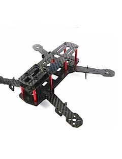 qav250 c250 koolstofvezel mini 250 fpv quadcopter frame van mini h quad kader