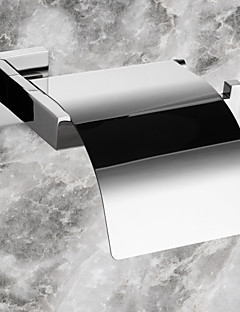 Toilet Paper Holder,Contemporary Stainless Steel Wall-mounted,Bathroom Accessory