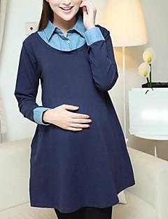 lapela maternidade vestido de costura