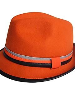 smukke uld herre fest / udendørs jazz hat