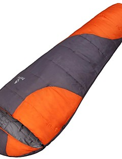 Sleeping Pad / Sleeping Bag Mummy Bag Single -5°C Hollow Cotton 220cmX80cm Hiking / Camping / Fishing / Traveling / Outdoor / Indoor