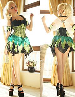 Halloween Costume de fadas Absinthe mulheres da borboleta verde