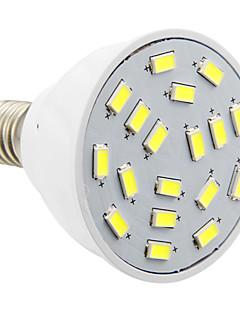 Spot LED Blanc Froid E14 18 SMD 5730 280 LM AC 100-240 V