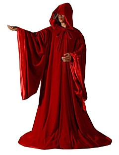 Red Wizard Christmas Costume