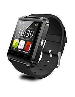Intelligens Watch - Bluetooth 3.0 - Kéz nélküli hívások / Üzenet kontroll / Kamera kontroll -Testmozgásfigyelő / Dugók & Töltők /