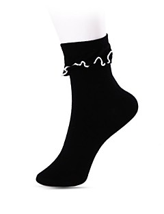 Women's Fashion All Match Fungus Lace Socks