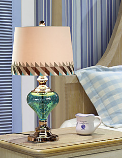 Table Lamp  Mediterranean Style Glass