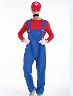 Super Mario Unisex Halloween Costume Size M L XLfor Carnival