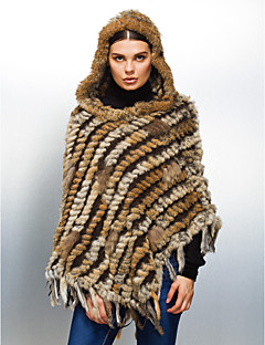 Party/Evening / Casual Feather/Fur Ponchos