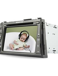 Android 7-inch 2Din TFT Screen In-Dash Car DVD PlayerFor Ssangyong Acyton Kyron With BT,GPS,RDS,IPOD,WIFI,ISDB-T