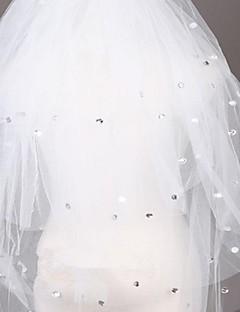 mladenka vjenčanje veo s rhinestone