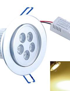 Plafonniers Décorative Blanc Chaud SENCART Encastrée Moderne 5 W 5PCS COB 500-550 LM 3000 K AC 85-265 V