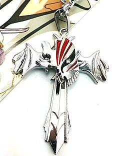 bleach ichigo hol masker kruis patroon cosplay ketting