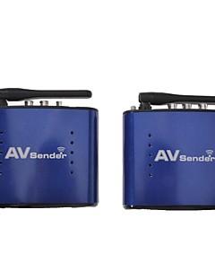 Signstek Pat-630 5.8GHZ 8 Channel 200m 20m Wireless Audio Video AV SD TV Sender Transmitter & Receiver Remoter
