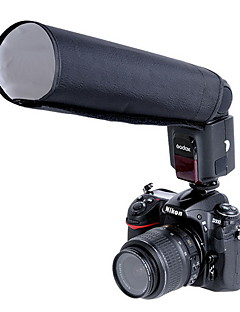 godox® zusammenklappbar snoot für Kamera (schwarz)