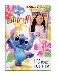 Fujifilm Instax Mini Instant Color Film - Stitch