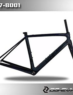 OG 077-B001 OG-EVKIN Carbon 3K BB68 DI2 V Brake Bicycle Frame