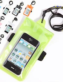 Caisson téléphone mobile de la poche étanche en PVC sacs étanches pour iphone 4s 5s samsung galaxy s3 s4 s5 snorkeling baignade