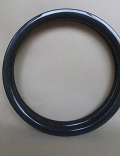 udelsa 406 30mm bredt u forme 20 tommers carbon felger 30mm dyp clincher sykkelfelger (1 stk)