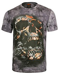 duolor 3d Mode Charme bedruckte T-Shirt