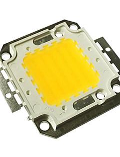jiawen® 50w 4000-4500lm 3000k warmweiß LED-Chip (dc 30-33v)