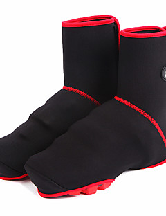 Shoe Covers/Overshoes Bike Waterproof / Thermal / Warm / Windproof / Lightweight Materials / Reflective Strips Unisex SBR