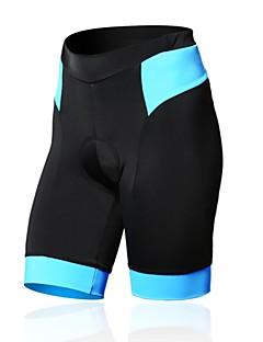 SPAKCT® Bermudas Acolchoadas Para Ciclismo Mulheres Respirável / Tapete 3D / Compressão Moto Meia-calça / Shorts / Camisa/Fietsshirt
