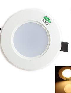 Plafonniers Décorative Blanc Chaud Zweihnde C 3 W 10 SMD 2835 280-300 LM 3000-3500 K AC 100-240 V