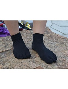 Pure Cotton Yoga Socks Five Fingers