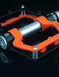 Bekväm - Pedaler ( Orange , ALUMINIUMLEGERING ) - till Cykel