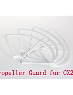 cheerson cx-20 propeller prop spatbord beugel set / 4 stuks rc quadcopter onderdelen CX-20-025