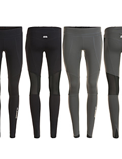Running Pants/Trousers/Overtrousers / Tights / Leggings / Bottoms Women's Breathable / Moisture Permeability / Quick Dry / Compression