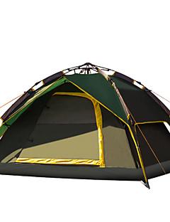 Tripolar Moistureproof/Waterproof/Breathability/Rain-Proof/Anti-Insect/Windproof/KEEP WARM Oxford One Room Tent